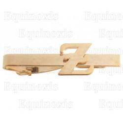 Pince-à-cravate maçonnique – 4ème degré – Maître Secret
